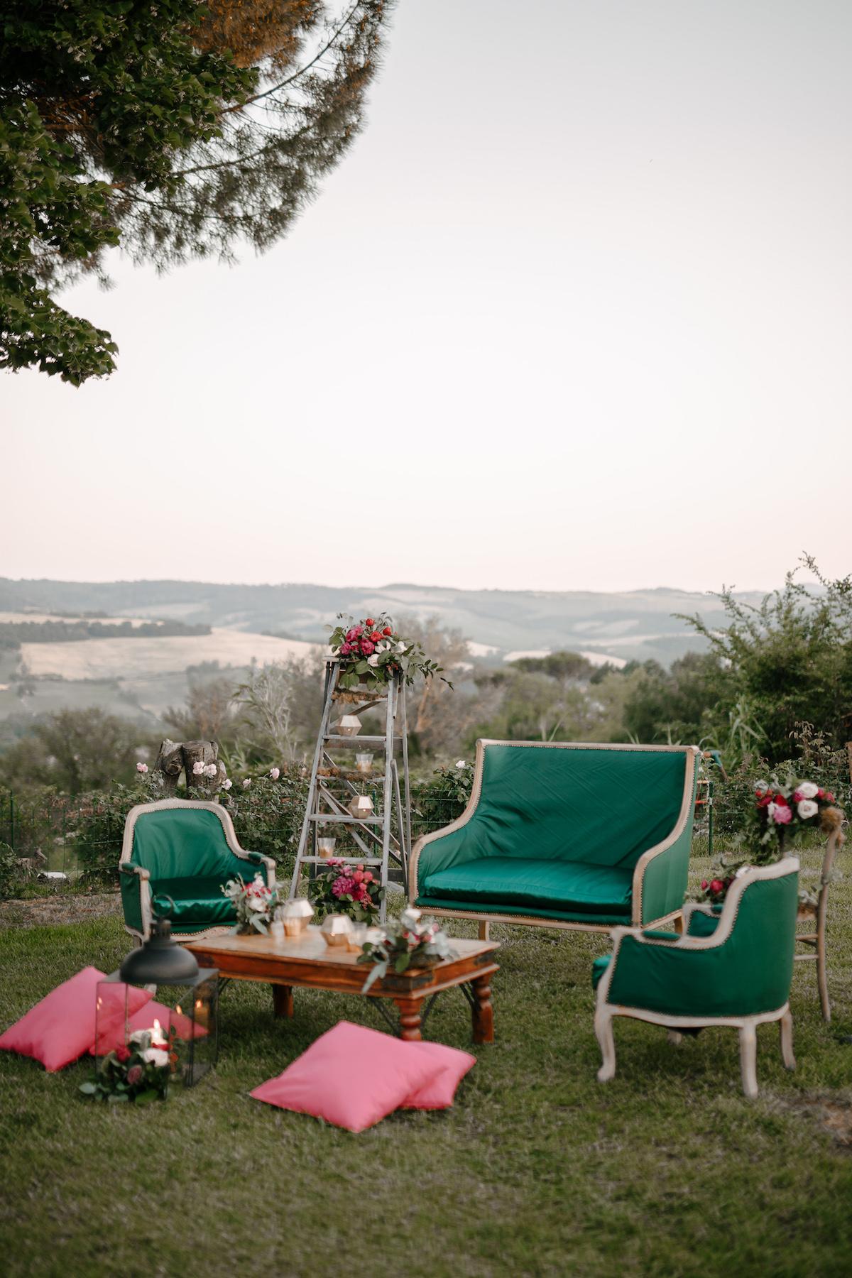 Giulia & Andrea Wedding in Montignano